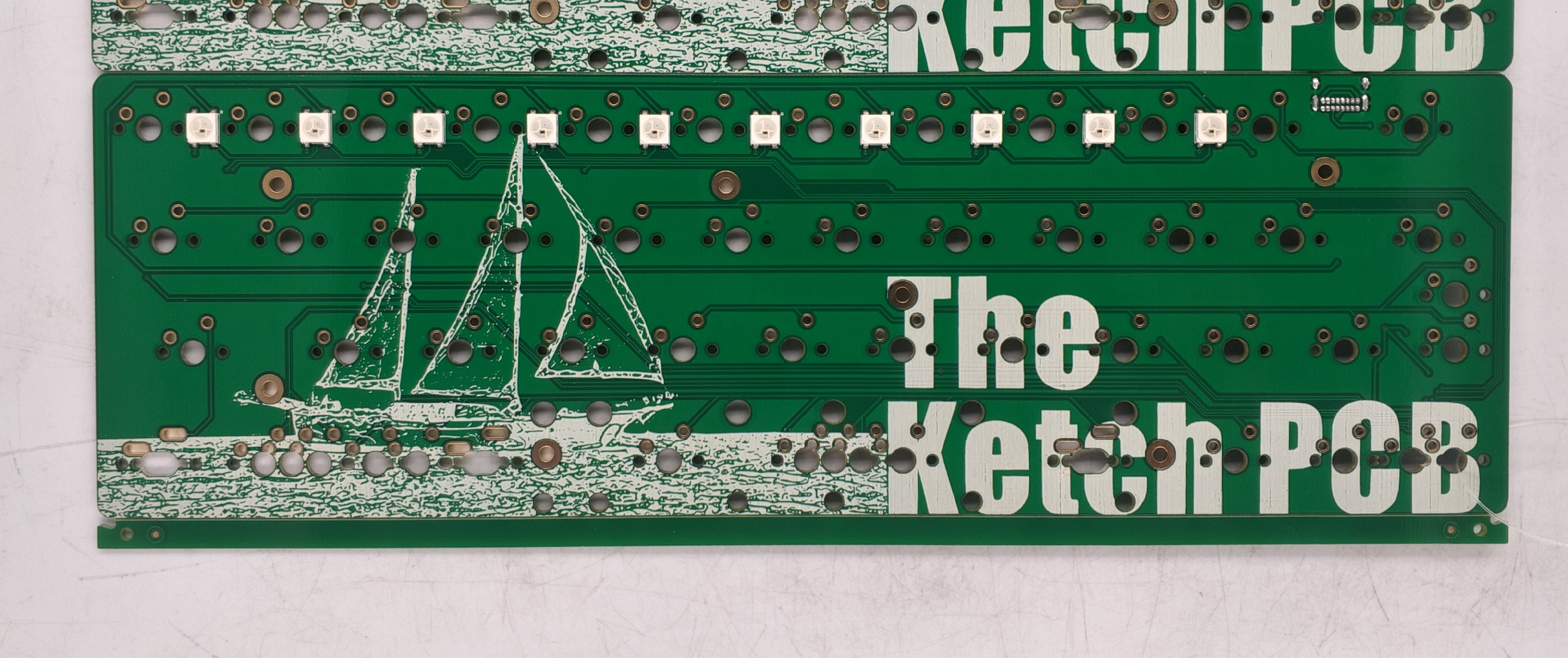 Ketch rev 1.1 front