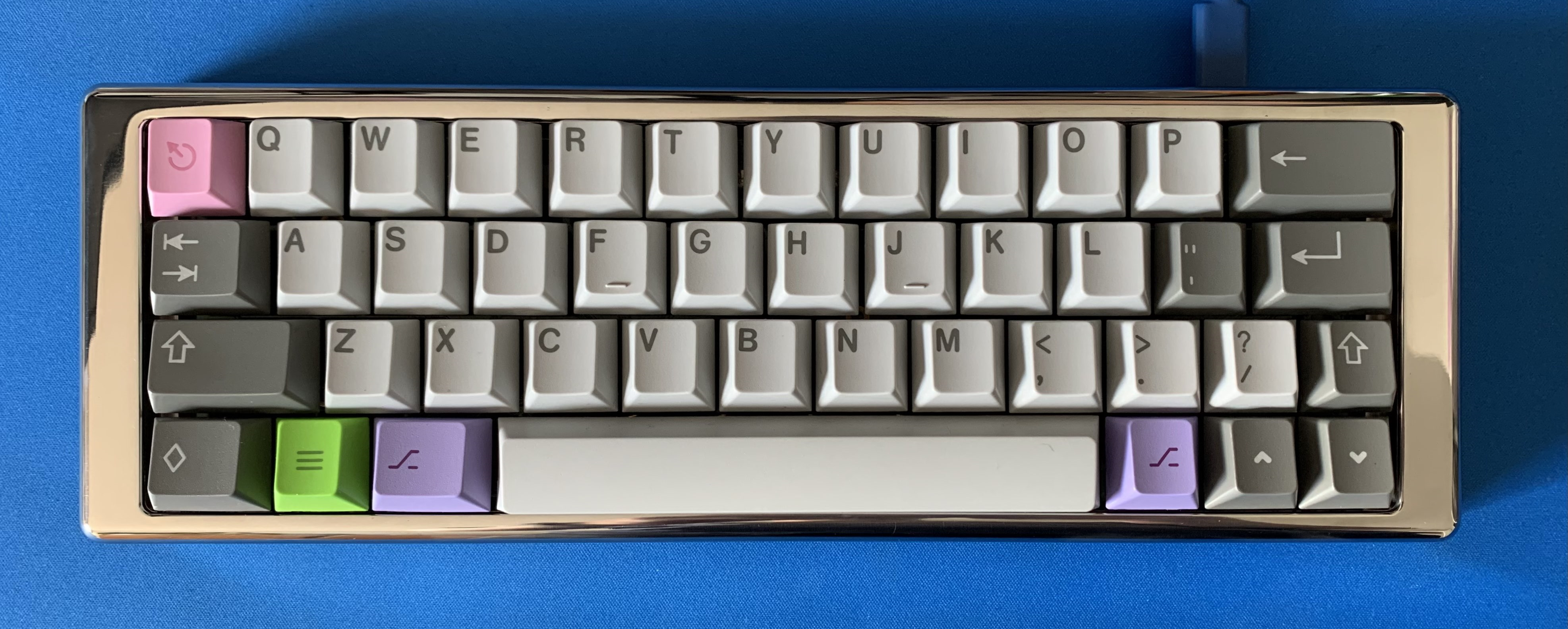 Founder's Edition P⁴KCR3 with GMK Paperwork